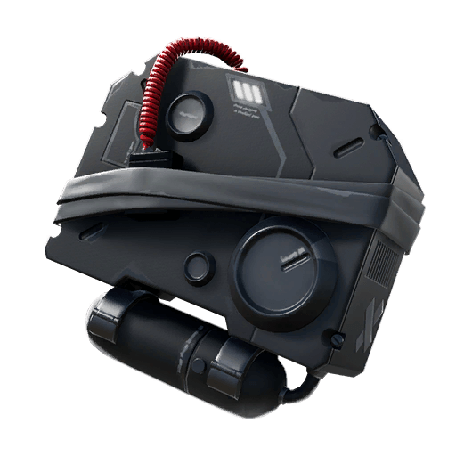 Stealth Response Unit Back Bling icon