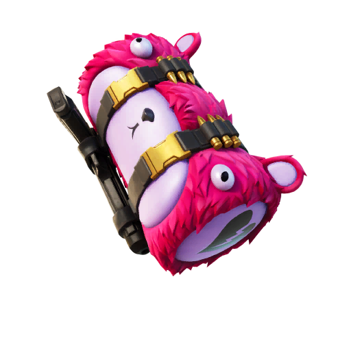 Stuffy Sack Back Bling icon