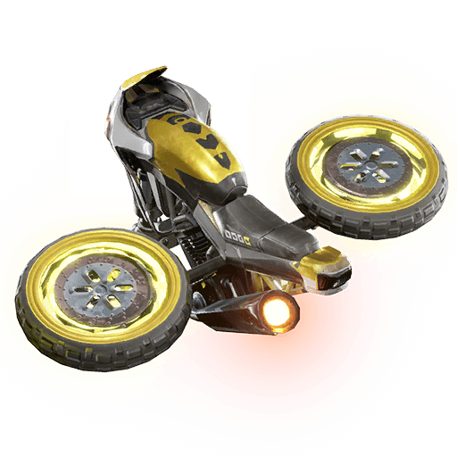 Stunt Cycle Glider icon