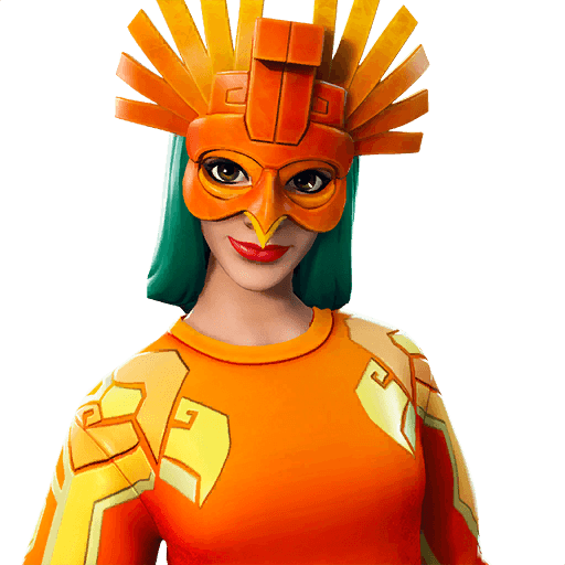 Sunbird Outfit icon