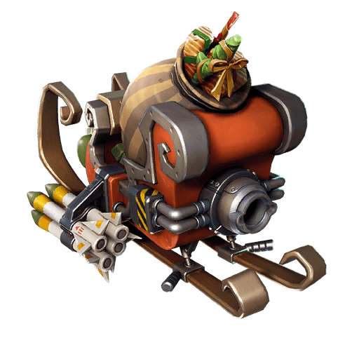 Tactical Sleigh Glider icon