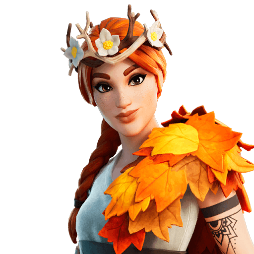 The Autumn Queen Outfit icon