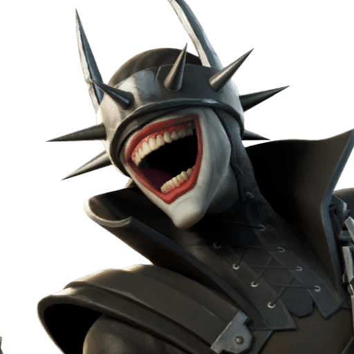 The Batman Who Laughs Outfit icon