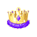 The Crown Emoji icon