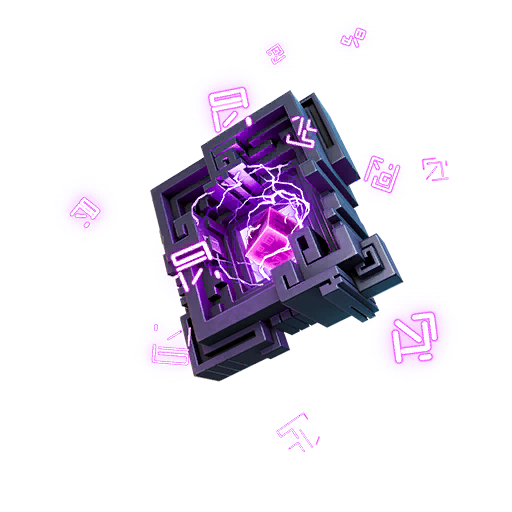 The Cubist Back Bling icon