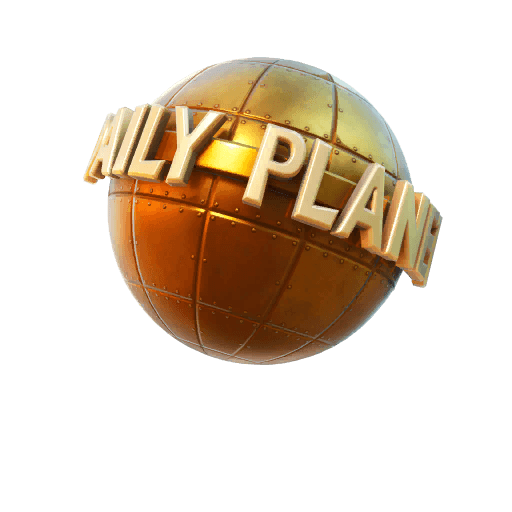 The Daily Planet Back Bling icon