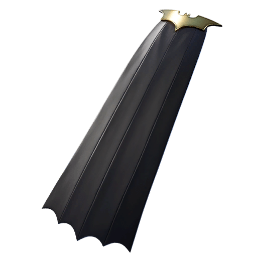 The Dark Knight Movie Cloak Back Bling icon