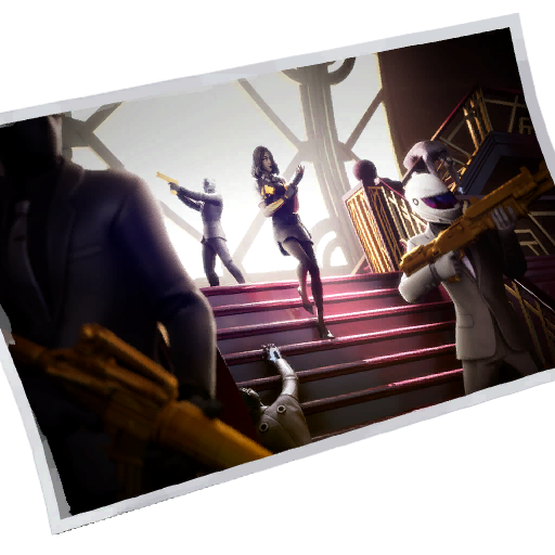 The Golden Hour Loading Screen icon