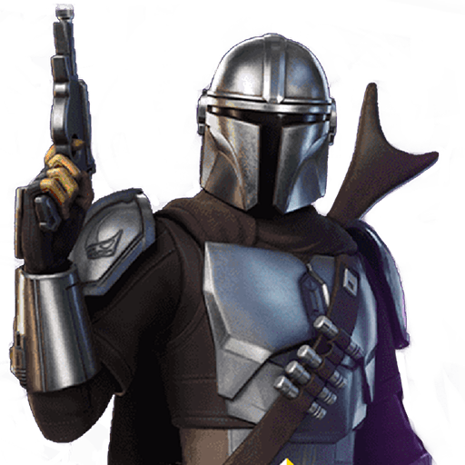 The Mandalorian Outfit icon