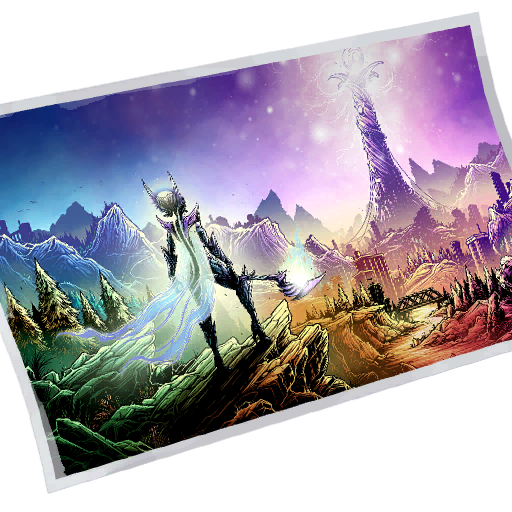 The Spires Shadow Loading Screen icon