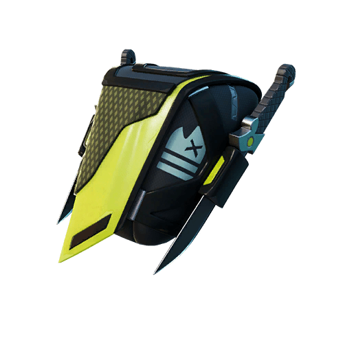 Tidal Hazard Back Bling icon