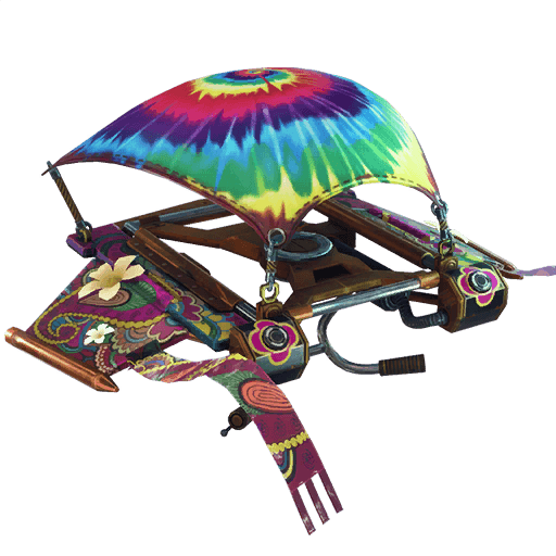 Tie-Dye Flyer Glider icon