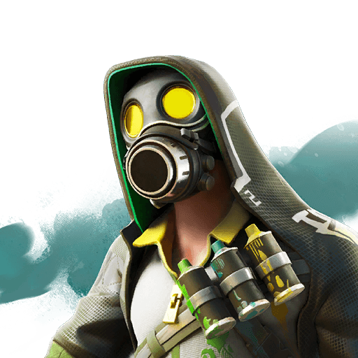 Toxic Tagger Outfit icon