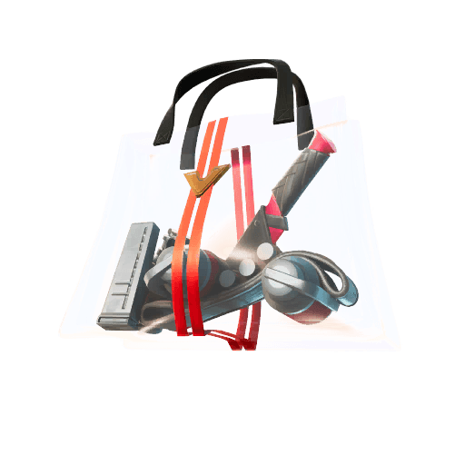 Translucent Tote Back Bling icon