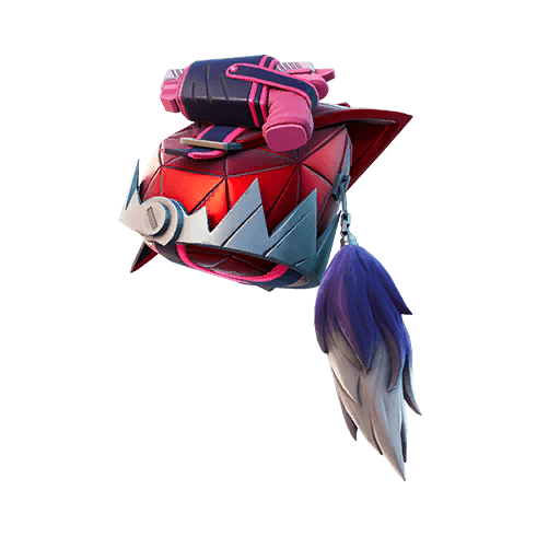 Trapper Pack Back Bling icon