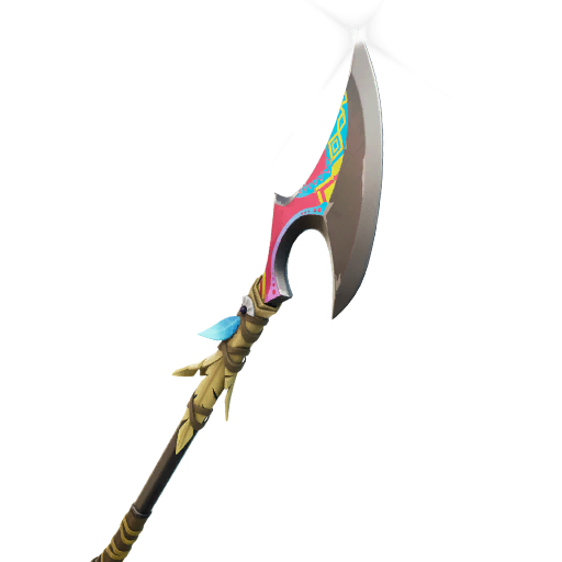 Tropic Axe Pickaxe icon