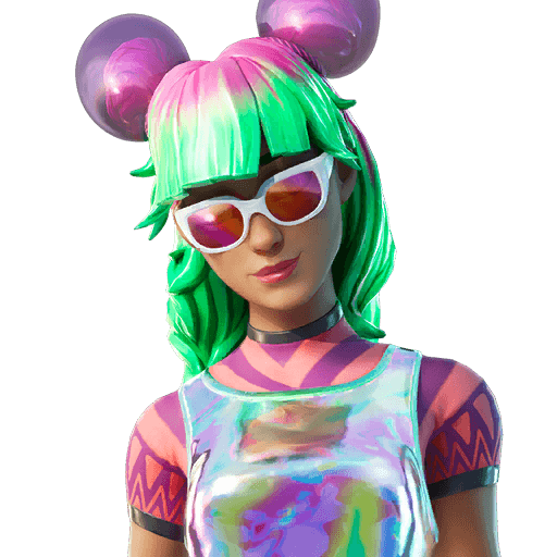 Tropical Punch Zoey Outfit icon