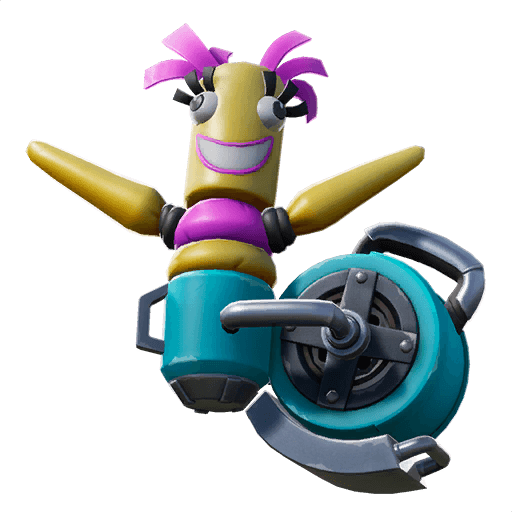 Twistie Inflator Back Bling icon