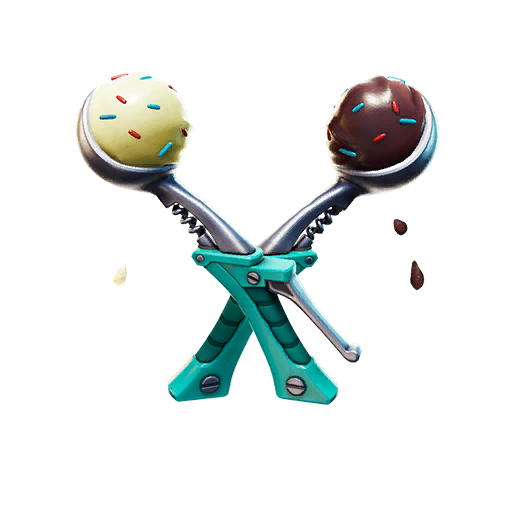 Two Scoops Pickaxe icon