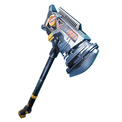 Unstoppable Force Pickaxe icon