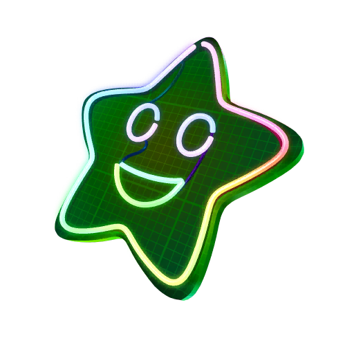Vibe Star Back Bling icon