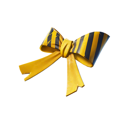 Warning Bow Back Bling icon