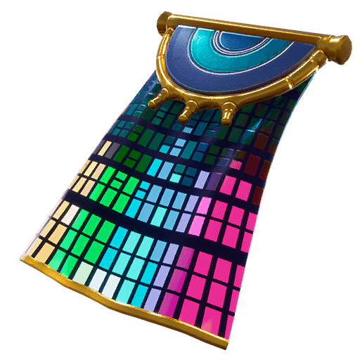 Waveform Back Bling icon