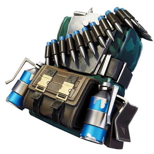 Wavepiercer Back Bling icon