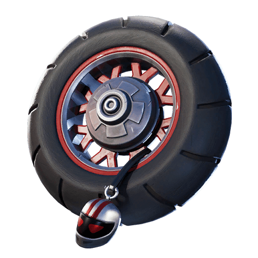 Wheelie Back Bling icon