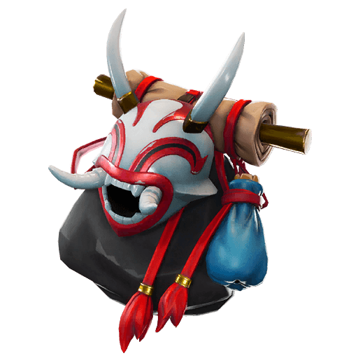 White Fang Back Bling icon