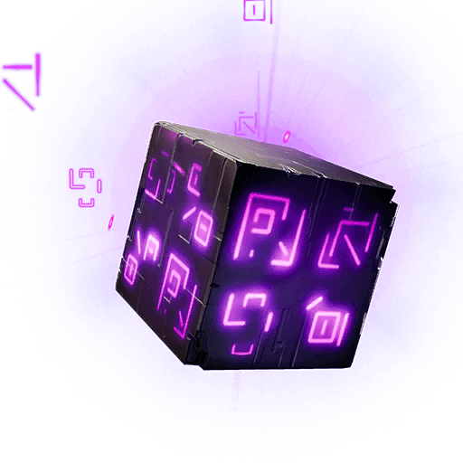 Wild Cube Back Bling icon