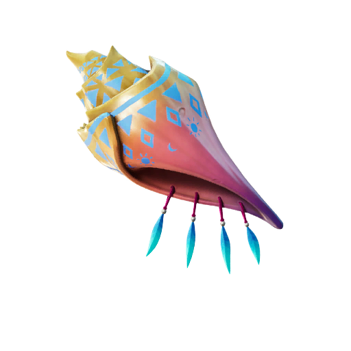 Wind Shell Back Bling icon