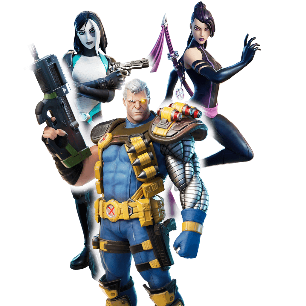 X-Force Outfits Bundle icon