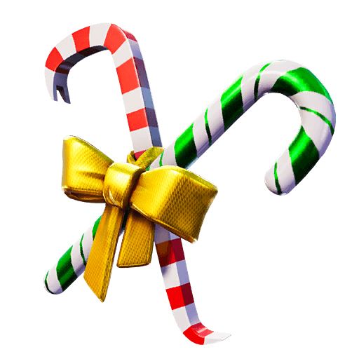Yule Breakers Back Bling icon