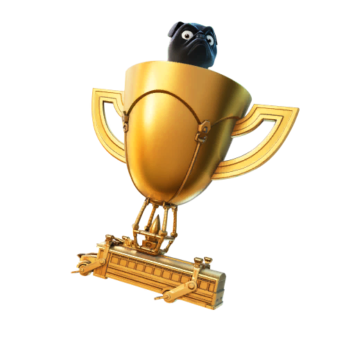 Zoey Trophy Back Bling icon