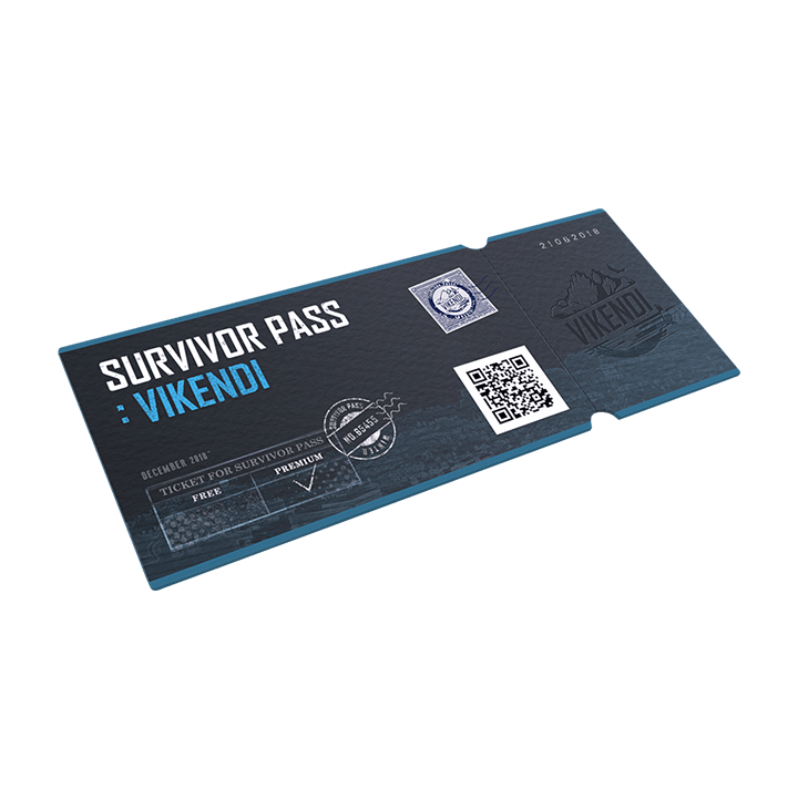 PUBG Survivor Pass: Vikendi icon