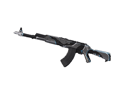 PUBG Ghosted - AKM skin icon