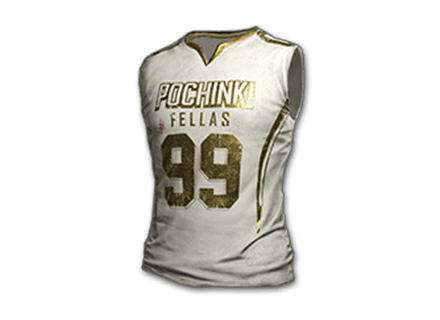 PUBG Pochinki Fellas Jersey skin icon