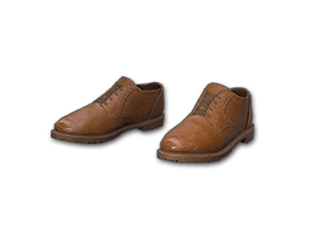 PUBG Loafers (Brown) skin icon