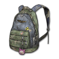PUBG The Last of Us Ellie's Backpack skin icon