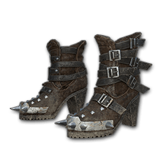 PUBG Steel-Toed Boots skin icon