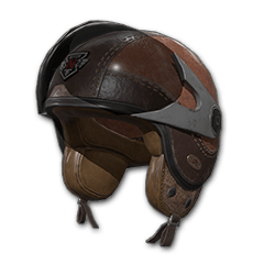 PUBG Leather Racer - Helmet (Level 1) skin icon