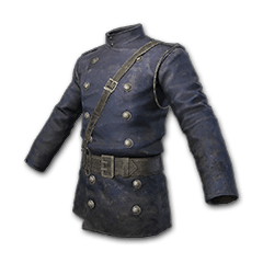 PUBG Constable's Coat skin icon