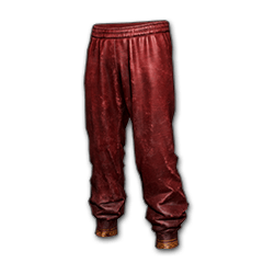 PUBG Kung Fu Pants (Red) skin icon